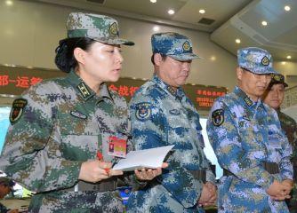 崔玉芳:真情服务官兵的知心大姐 献身主战备战的法律尖兵