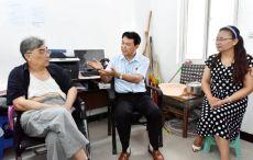 安徽省宿州市埇桥区法院:法官进社区耐心调解家庭纠纷促和谐