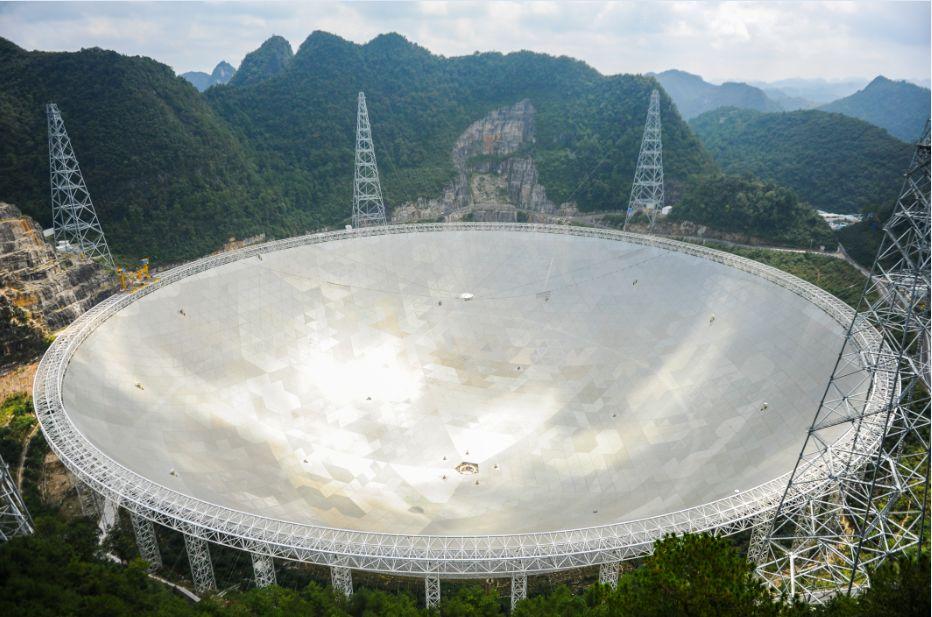 贵州中国天眼风景区
