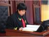郑江云 耕耘在审判监督的岗位上